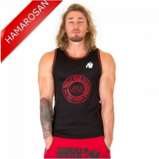 KENWOOD TANK TOP - BLACK/RED (BLACK/RED) [4XL]