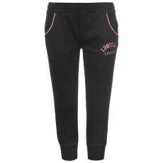 Lonsdale Sportos 3/4 nadrág Lonsdale Logo Jogging Bottoms női