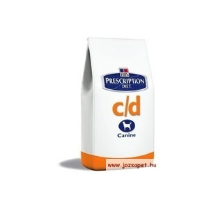 Hills Prescription Diet™ Canine c/d kutyatáp 12 kg