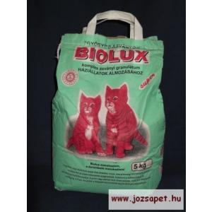Biolux ásványi macskaalom 5 kg