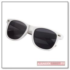 Stylish napszemüveg, fehér