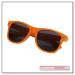 Stylish napszemüveg, narancs