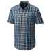 Mountain Hardwear Canyon AC Short Sleeve Shirt Ing D (1717241-q_402-Dark Compass)