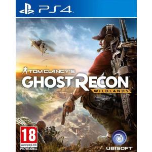 Ubisoft Tom Clancy's Ghost Recon Wildlands PS4