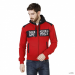 Geographical Norway férfi pulóver Glapping_man_red