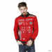 Geographical Norway férfi pulóver Gerinos_man_red