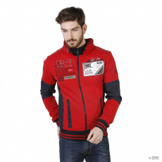Geographical Norway férfi pulóver Fairbanks_man_red