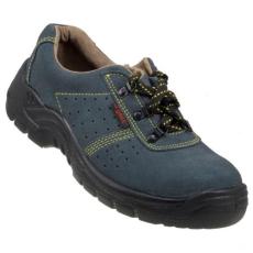 Optim velúr marhabőr munkavédelmi cipő 205 S1