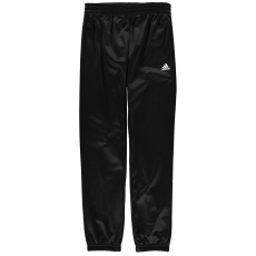 Adidas Melegítő nadrág adidas Tapered Three Stripe Polyester Track gye.