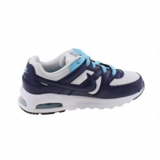 Nike Air Max Command Flex gyerek sportcipő, White/Binary Blue, 27.5 (844350-100-10.5c)