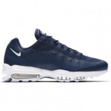 Nike Air Max 95 Ultra Essential férfi sportcipő, Binary Blue/White, 43 (857910-401-9.5)