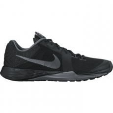 Nike Train Prime Iron DF férfi edzőcipő, Black/Metallic Grey, 46 (832219-007-12)
