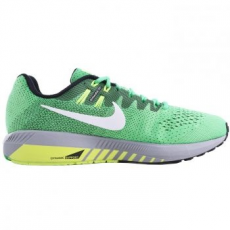 Nike Air Zoom Structure 20 férfi futócipő, Electro Green/White, 42 (849576-301-8.5)