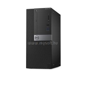 Dell Optiplex 5050 Mini Tower | Core i7-7700 3,6|16GB|1000GB SSD|0GB HDD|Intel HD 630|NO OS|5év (5050MT_229474_16GBS1000SSD_S)