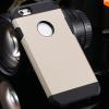 iPhone 5 5S műanyag bumper arany színben