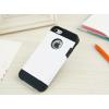 iPhone 5 5S műanyag bumper fehér színben