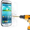 Samsung Galaxy S3 Mini i8190 edzett üveg képernyővédő fólia üvegfólia