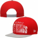 New Era Detroit Red Wings siltes sapka Double Mix - M/L