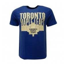 Reebok Toronto Maple Leafs Póló Reebok Split Time - S