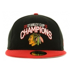 New Era Chicago Blackhawks Siltes sapka NHL 2013 Stanley Cup Champions