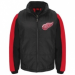 G-III Apparel Group Detroit Red Wings Kabát Sports by Carl Banks 3 in 1 - XXL