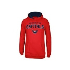 Reebok Washington Capitals Pulóver Face Off Playbook - L