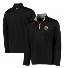 Reebok Boston Bruins Pulóver Center Ice Quarter Zip Baselayer - S,(EU)