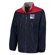 Reebok New York Rangers Kabát CI Rink Jacket - L,(EU)