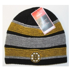 Reebok Boston Bruins NHL téli sapka Faceoff Revers