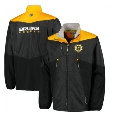 Reebok Boston Bruins Kabát CI Rink Jacket - L,(EU)