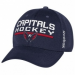 Reebok Washington Capitals Locker Room 2015 Siltes sapka - S/M