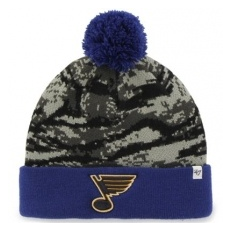 47 Brand St. Louis Blues téli sapka 47 Brand Tigershade camo