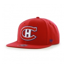 47 Brand Montreal Canadiens Siltes sapka Sure Shot Snapback