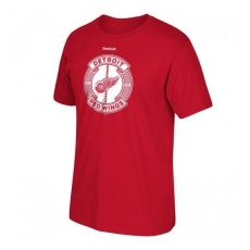 Reebok Detroit Red Wings Póló Slick Pass Tee - XXL,(EU)