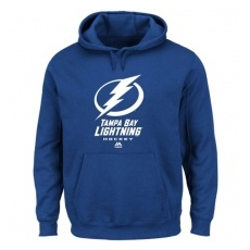 Majestic Tampa Bay Lightning pulóver Critical Victory VIII - M