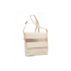 Tamaris SILVIA CROSSBODY BAG WHITE COMB WHITE COMB