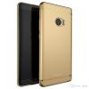 Xiaomi Mi Note 2 Ipaky Hybrid galvanizált kemény tok arany