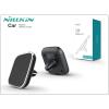 Nillkin Qi szellőzőrácsba illeszthető vezeték nélküli autós töltő/tartó - 5V/1A - Nillkin Car Magnetic Wireless Charge - Qi szabványos - fekete