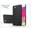 Nillkin Asus ZenFone 3S Max (ZC521TL) hátlap képernyővédő fóliával - Nillkin Frosted Shield - fekete