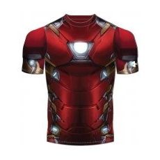 Under Armour Iron Man Suit SS Férfi póló, L
