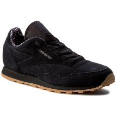 Reebok Cipők Reebok - Cl Leather Tdc BD5049 Black/White