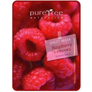 Alveola Pure Tree Raspberry hidratáló arcmaszk