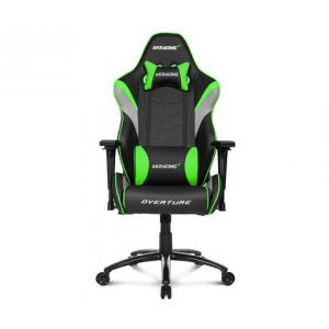 Akracing Overture Gaming Chair - Zöld (AK-OVERTURE-GN) (AK-OVERTURE-GN)