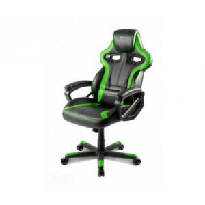 Arozzi Milano Gaming Chair - Green (MILANO-GN) (MILANO-GN)