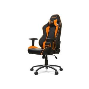 Akracing Nitro Gaming szék fekete/narancs (AK-NITRO-OR) (AK-NITRO-OR)