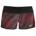 Nike Sportos rövidnadrág Nike Print női