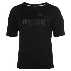 Puma PWR Swagger Ld72 női póló fekete M