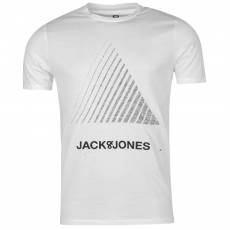 Jack and Jones Cre Booster férfi póló fehér S