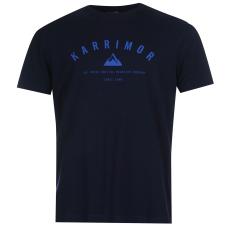Karrimor Organic férfi póló kék S