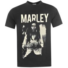 Official Bob Marley férfi póló fekete M